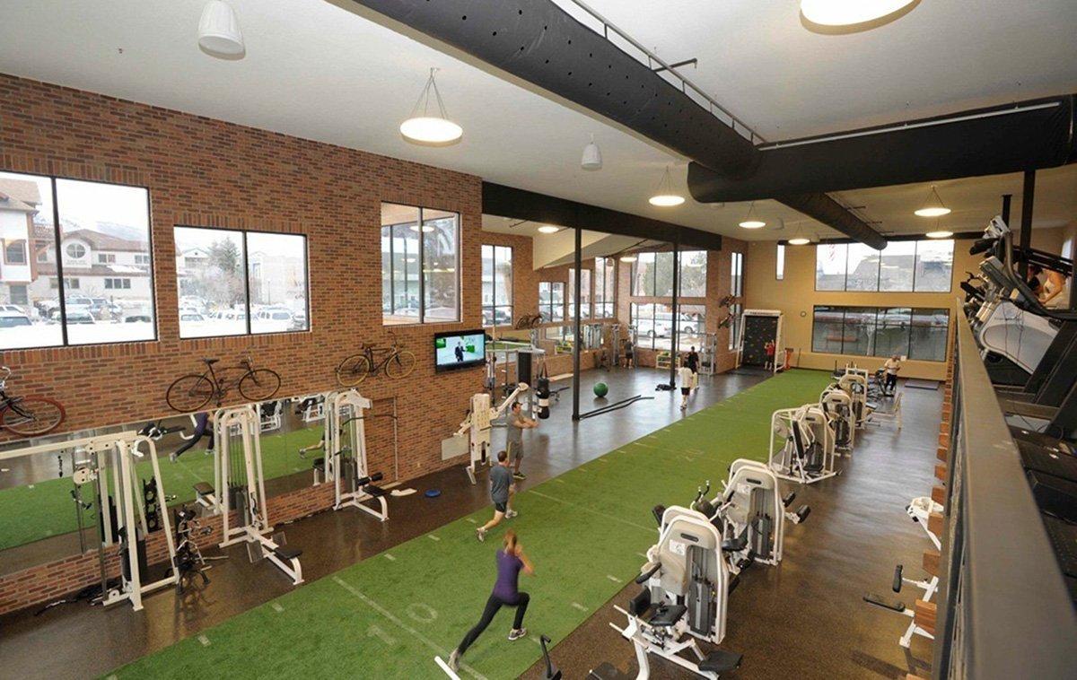 Turf Flooring For Gyms