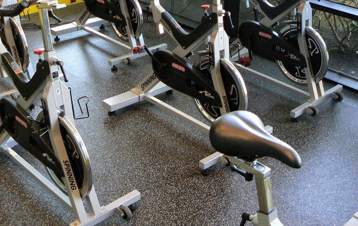 Rubber Floors For Gyms