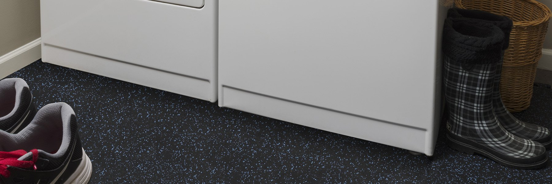 Rubber Flooring for Laundry Rooms