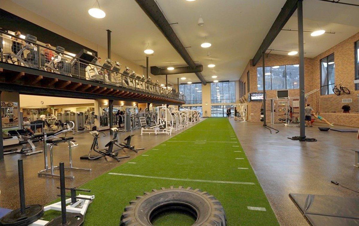 Gym Turf