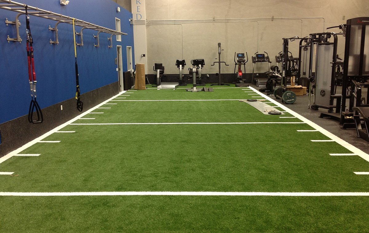Turf Flooring For Gym