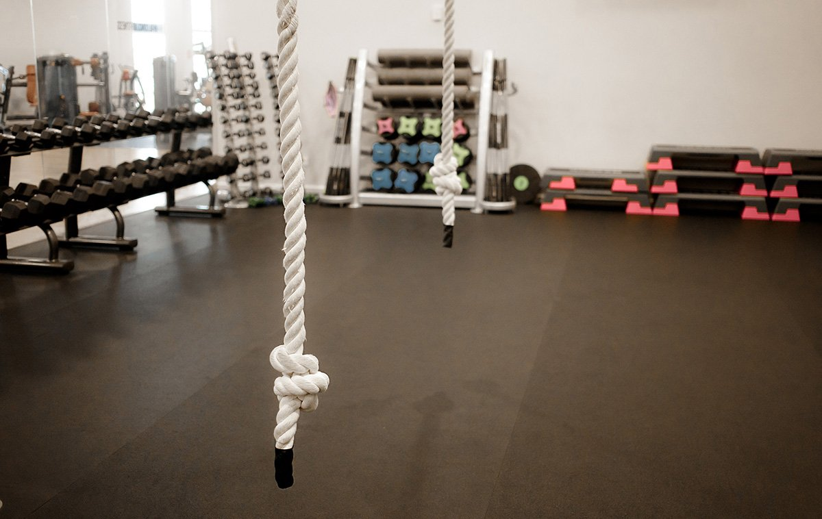 Rubber Tile Floors For Gyms