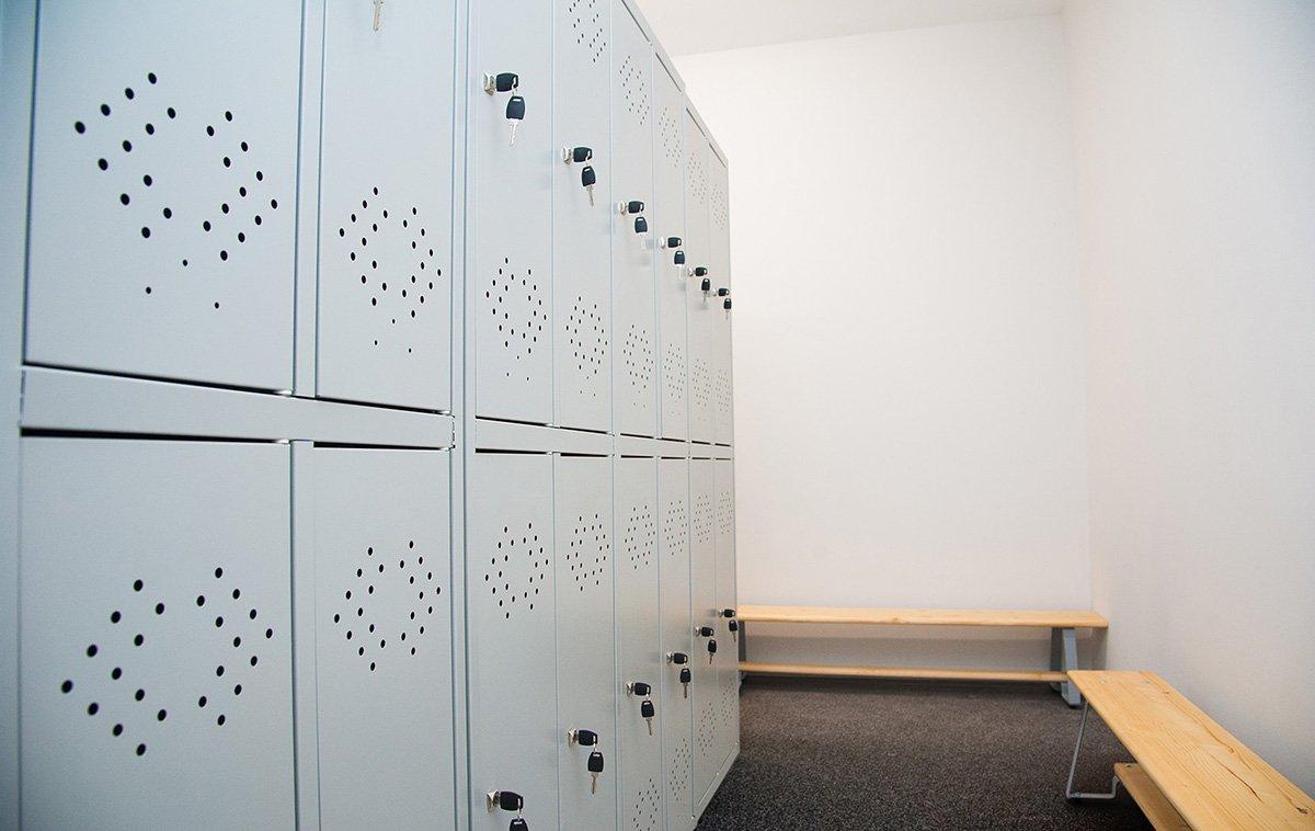 Rubber Flooring For Locker Rooms