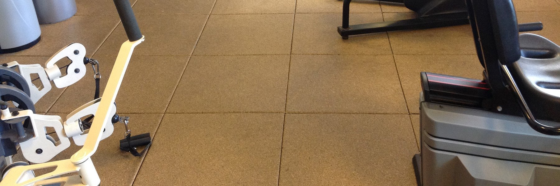 Recycled Rubber Flooring Tiles